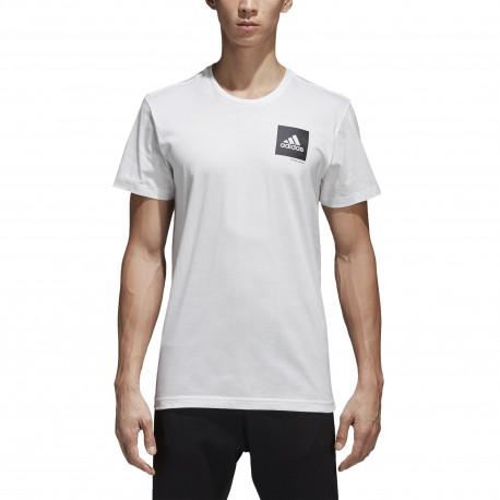 Adidas Originals T-Shirt Sleeve Rsm Bianco