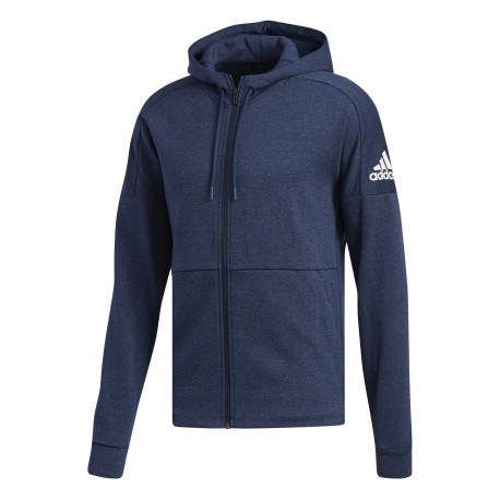 Adidas Originals Hooded Track To Rsm Blu