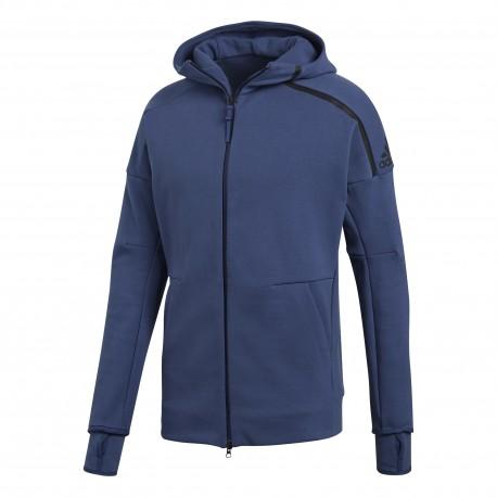 Adidas Originals Hooded Rsm Zone Blu