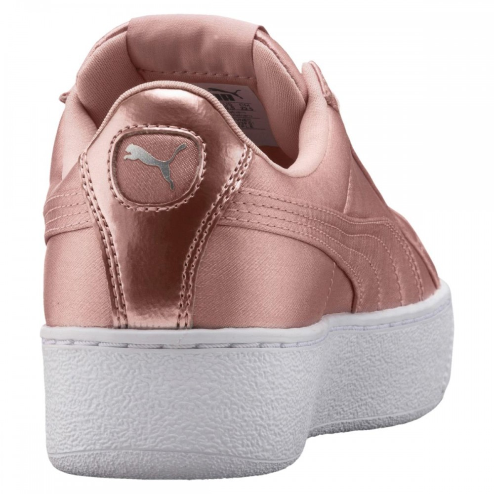 puma vikky platform donna rosa