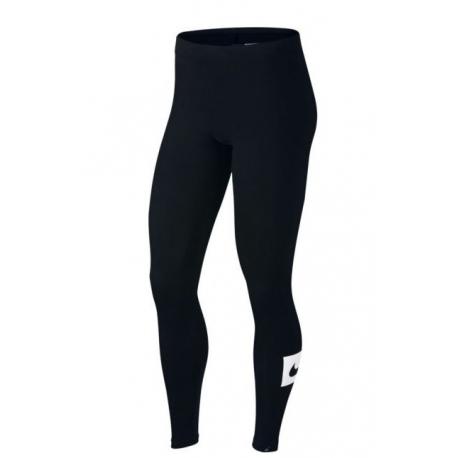 Nike Legging W Logo Basso  Black