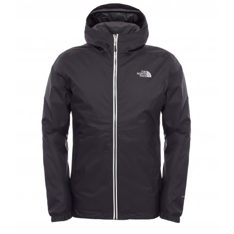 The North Face Giacca Quest Insulated Tnf Black