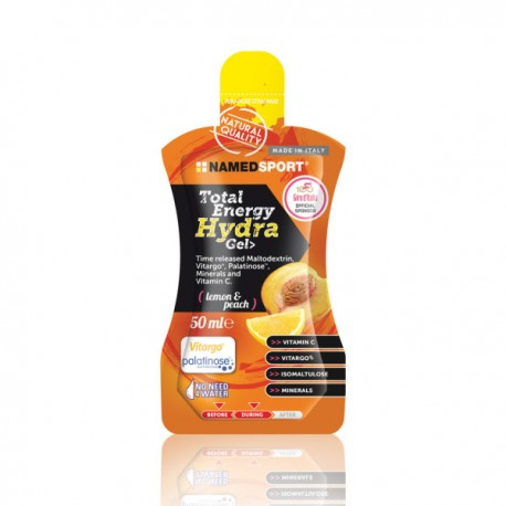 Named Total Hydra Gel Lemon & Peach 50ml
