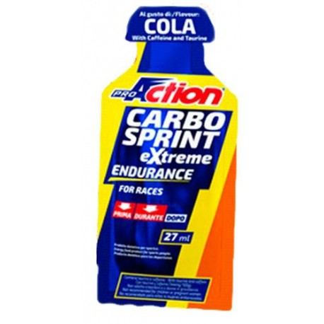 Proaction Carbo Sprint Extreme Cola 27ml