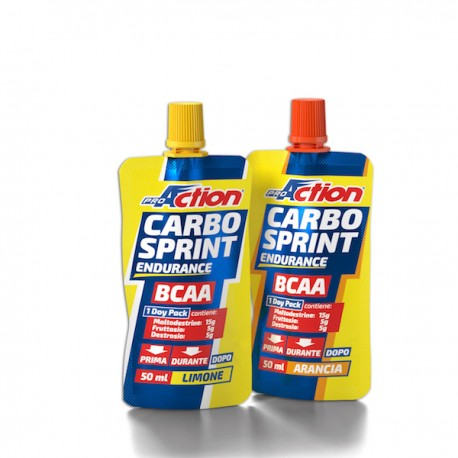 Proaction Carbo Sprint BCAA Limone 50ml