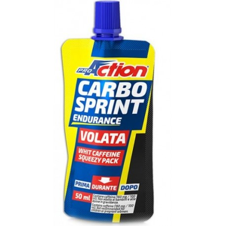 Proaction Carbo Sprint Volata Arancia Rossa 50ml