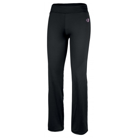 Get Fit Pantalone Donna Tec Nero