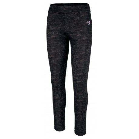 Get Fit Leggings Donna Flame Nero