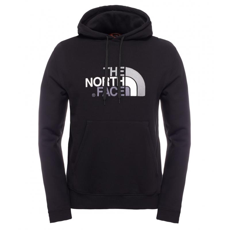 bf99424c3c The North Face Felpa Drew Peak Nero Uomo