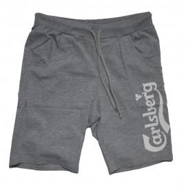 Carlsberg Short Basico Jersone  Grigio