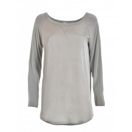 Deha T-Shirt W Ml Giro  Perla