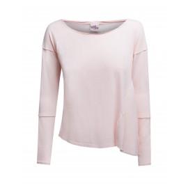 Deha T-Shirt Donna Ml Giro Rosa