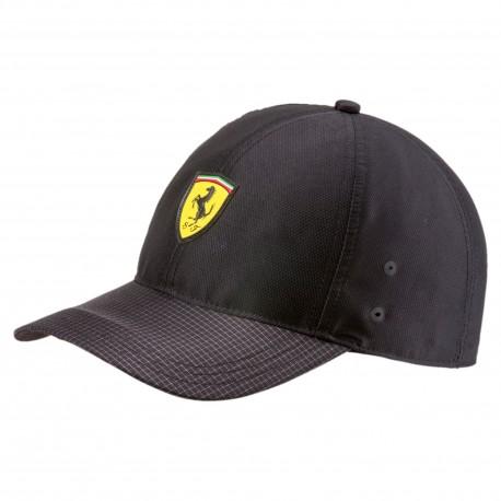 Puma Cappellino Ferrari Nero