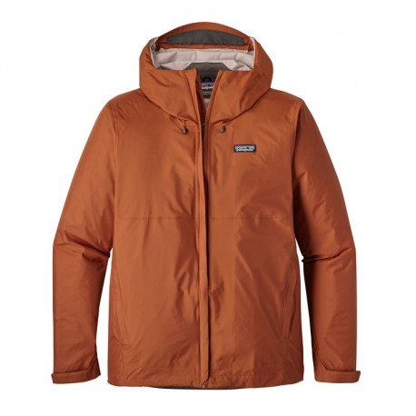 Patagonia Giacca Torrentshell  Copper Ore