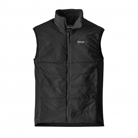 Patagonia Gilet Nano Air Light Hybryd  Black