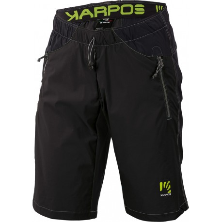 Karpos Bermuda Rock  Black