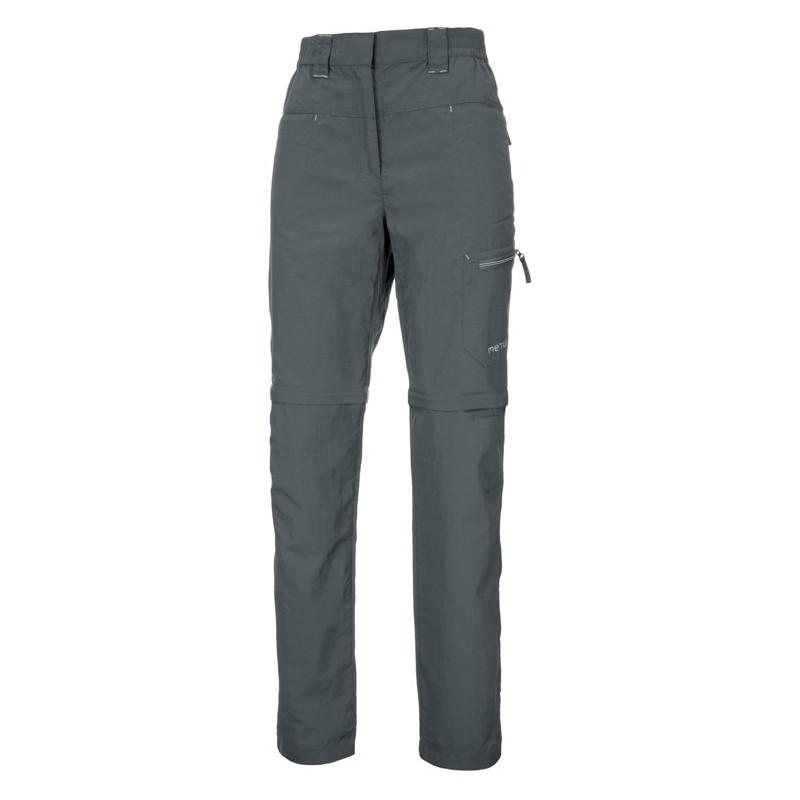 Meru Pantalone Donna Zip Off Haverlock Turb Grey