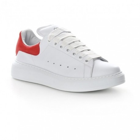 Mica White/Red