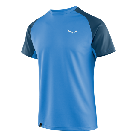 Salewa T-Shirt Sporty Royal Blue