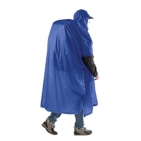 Sea to Summit Poncho/Tarp Blue