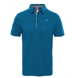 The North Face Polo Premium Piquet  Blue Coral