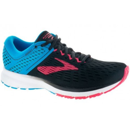 Brooks Ravenna 9 Donna Black/Blue