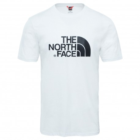 The North Face T-Shirt Easy Tee  Tnf White