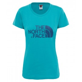 The North Face T-Shirt Donna Easy Tee  Porcelain Green