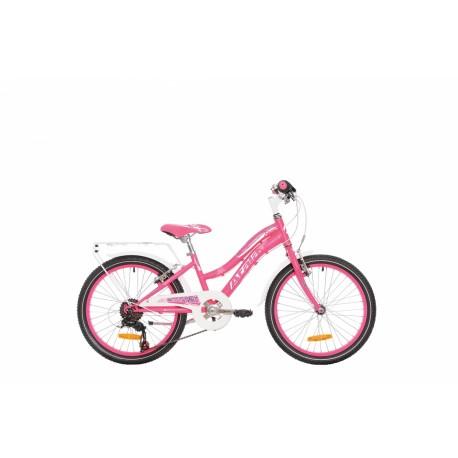 """Atala Bicicletta Skate Girl 20"""" 6V"""