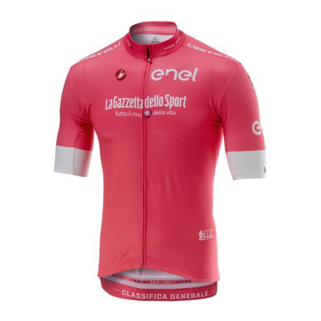 Castelli Maglia Giro Squadra Rosa Giro