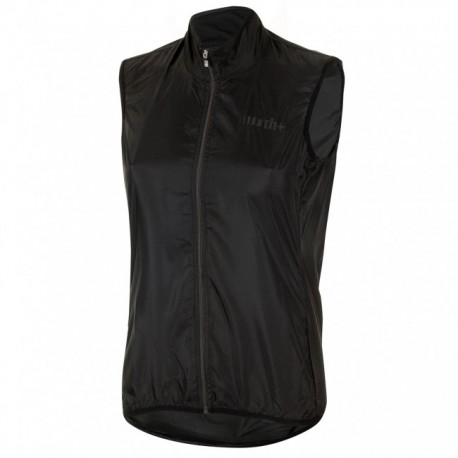 Zerorh+ Gilet Emergency Pocket Black Reflex