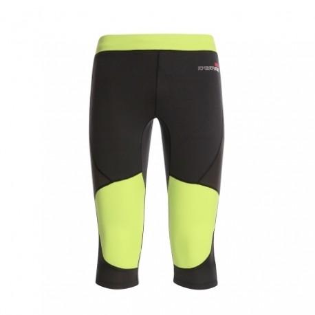 Rock Experience Pantaloni 3/4 Flash Lime