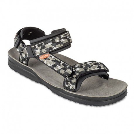 Lizard Sandalo Super Hike Map Grey
