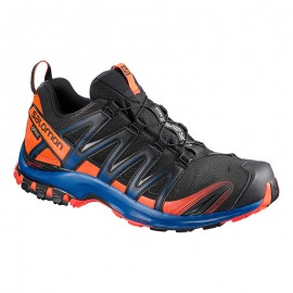 Salomon Xa Pro 3DGtx Ltd Black/Scarlet Ibis