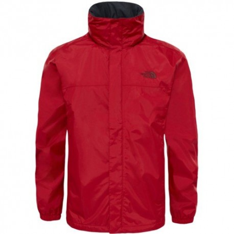 The North Face Giacca Resolve 2  Rage Red