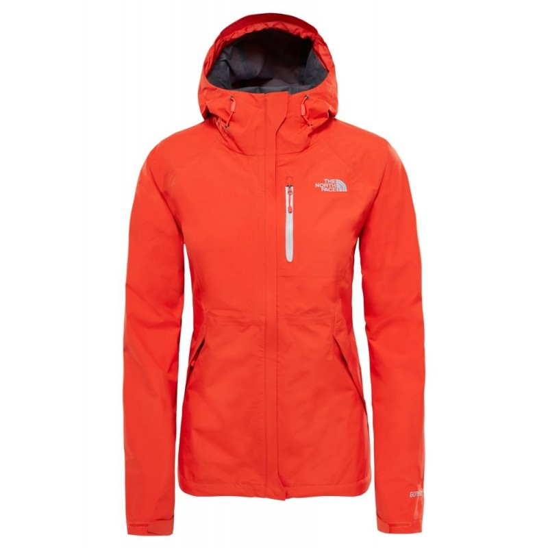 fd18af76a051 The North Face Giacca Donna Dryzzle GORE-TEX Fire Brik Red T0CUR7 ...