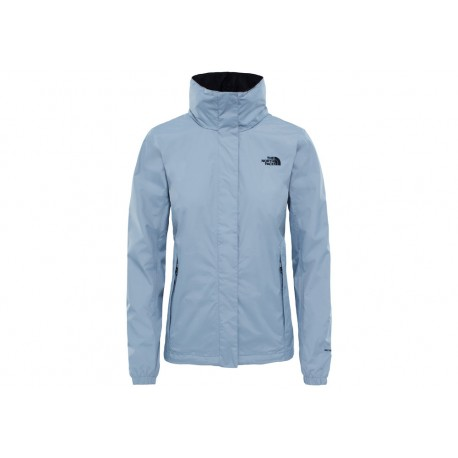 The North Face Giacca Donna Resolve 2  Mid Grey