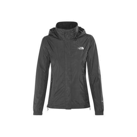 The North Face Giacca Donna Resolve 2  Tnf Black