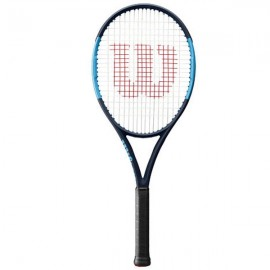 Wilson Racchetta Ultra 100L Nero/blu