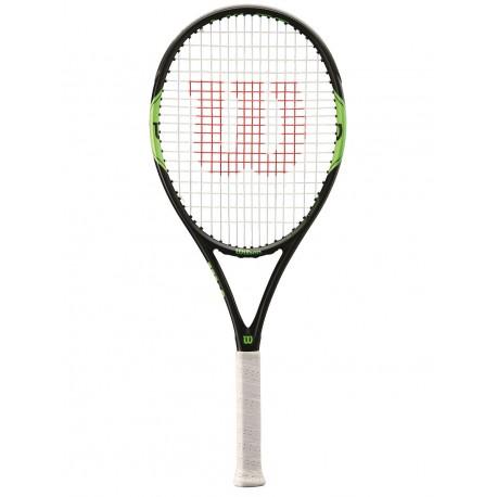 Wilson Racchetta Milos Lite 105 Nero/Verde