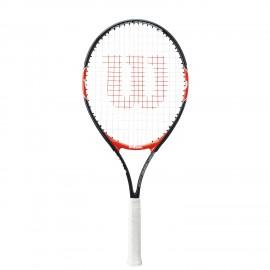Wilson Set Bambino Roger Federer Starter Set 25 Nero/Rosso