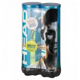 Head Bipack 2X4 Palline Pro Blue
