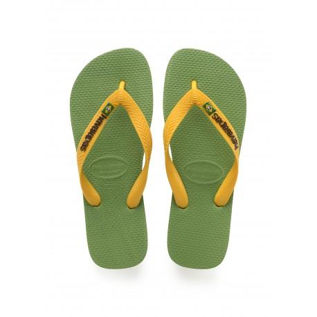 Havaianas Havaianas Brasil Logo  Verde