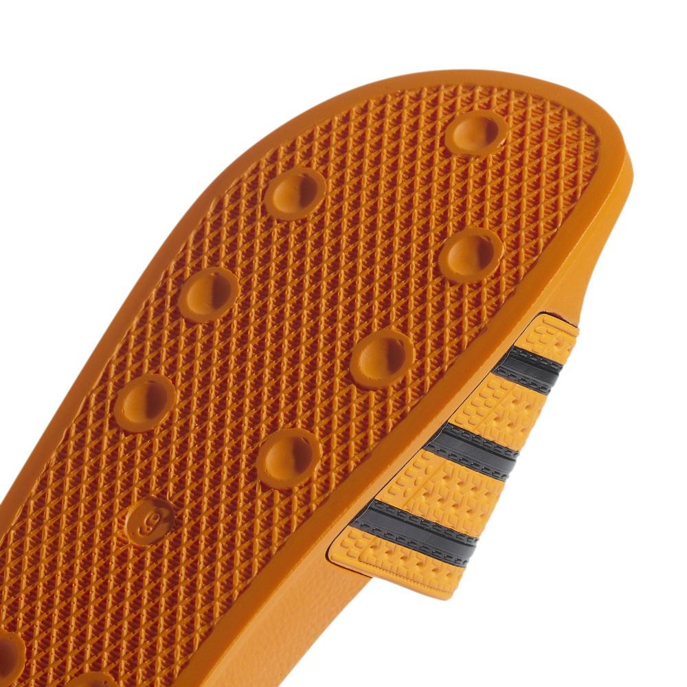 style ADIDAS originals ciabatta adilette arancionero cq3099