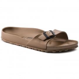 Birkenstock Sandalo W Gomma Madrid  Rame