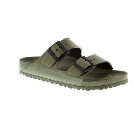 Birkenstock Sandalo Donna Arizona Verde