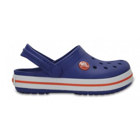 Crocs Sandalo Jr Crocsband  Blu