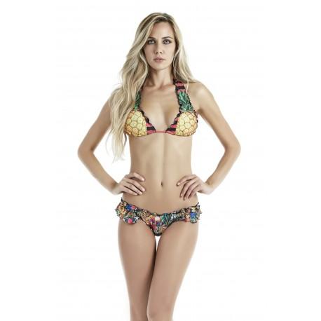 4giveness Bikini Donna Ananas Multi