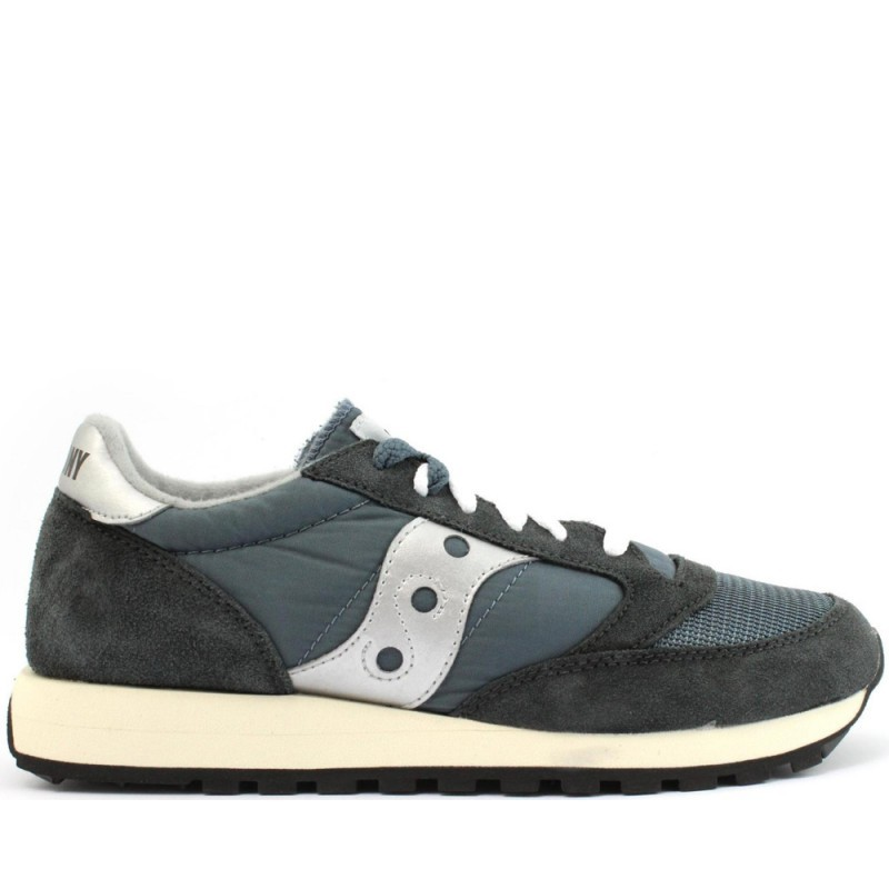 premium selection 99769 4b685 Saucony Jazz O Vintage Navy/Silver