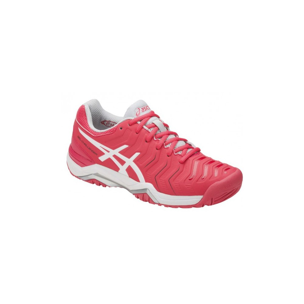 Asics Gel Challenger 11 Donna Rouge Red White E753Y 1901